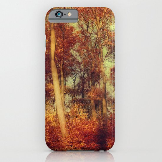 fall copper iPhone & iPod Case