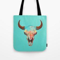 Turquoise Sky  Tote Bag