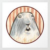 Animal. Art Print