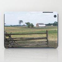 Infirmary at Gettysburg iPad Case