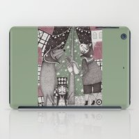 Of Snow and Stars and Christmas Wishes iPad Case