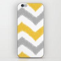 Chevron IKAT iPhone & iPod Skin