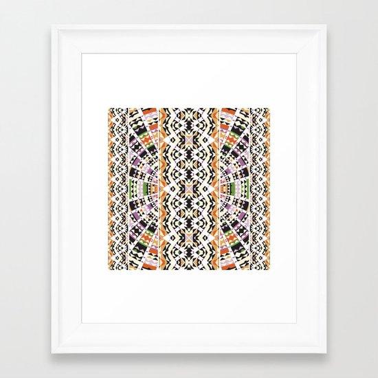Mix #111 Framed Art Print