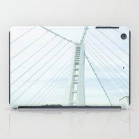 new bay bridge  iPad Case