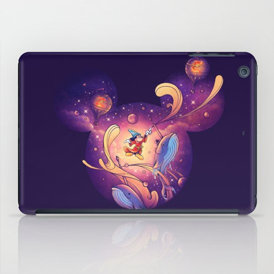 Beyond Your Imagination iPad Case