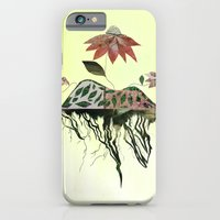 iPhone & iPod Case featuring Uprooted Flowers by Lexie Pearson