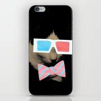 Hip Cat iPhone & iPod Skin