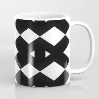 Branting Black & White P… Mug