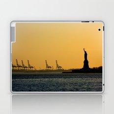 South Ferry Sunset Laptop & iPad Skin
