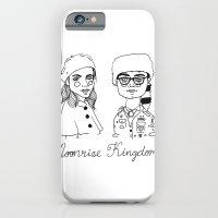 moonrise kingdom iPhone & iPod Cases featuring Moonrise Kingdom by ☿ cactei ☿