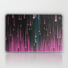 Pink Meteors Laptop & iPad Skin
