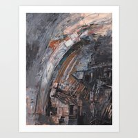 Abstract 2014/11/26 Art Print