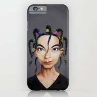 Celebrity Sunday ~ Björk iPhone 6 Slim Case