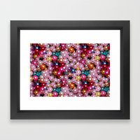 Disco Framed Art Print