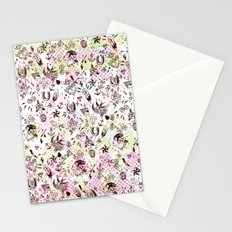 TATTOOS LOVE Stationery Cards