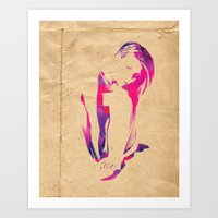 Untitled 001 Art Print