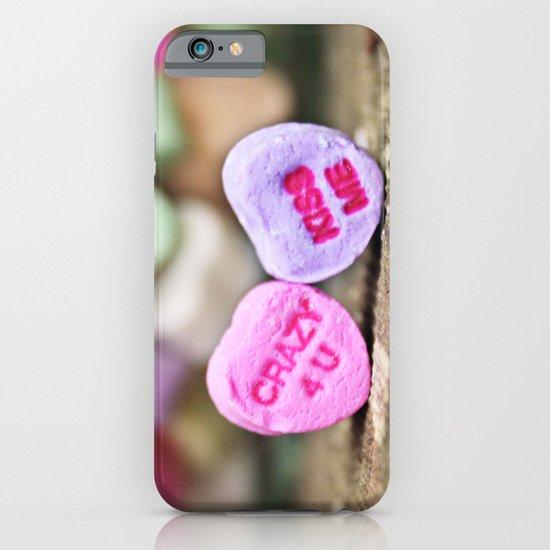 Crazy 4 U iPhone & iPod Case