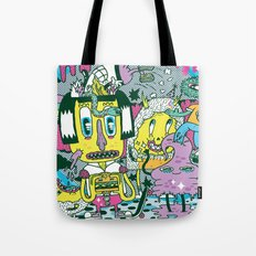 Catching Ideas. Tote Bag