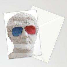 scratch 3D Stationery Cards