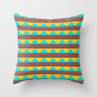 Pattern7 Throw Pillow