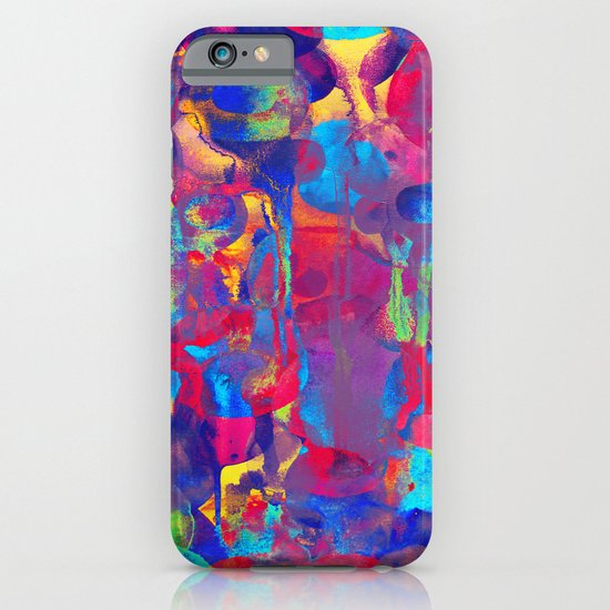 Color explosion iPhone & iPod Case