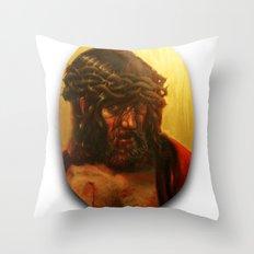 Cristo Throw Pillow
