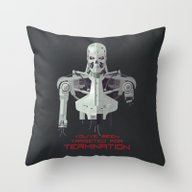 You've Been Targeted For… Throw Pillow