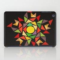 August sunset iPad Case