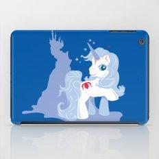 My Little Last Unicorn iPad Case