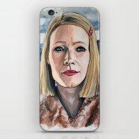 Margot Tenenbaum iPhone & iPod Skin
