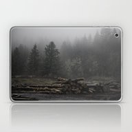 Laptop & iPad Skin featuring Lumber Yard by Phillip Van