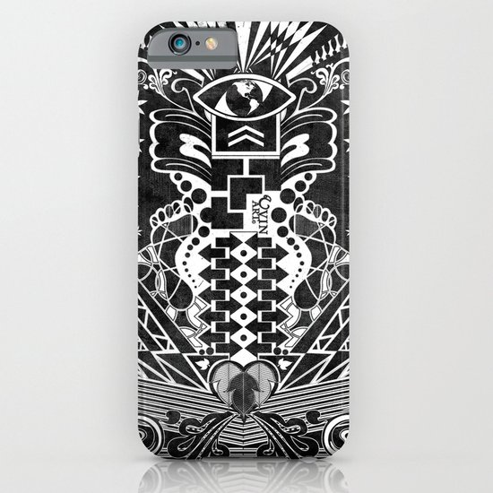 Insane Black & White iPhone & iPod Case