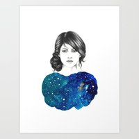 CARINA Art Print