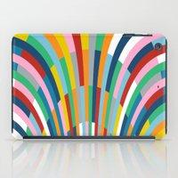 Rainbow Bricks iPad Case