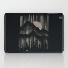 A Wolf In The Night... iPad Case