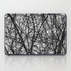 Natural Trees Map iPad Case