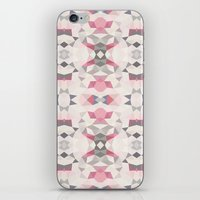 Fairy Petal Tribal iPhone & iPod Skin