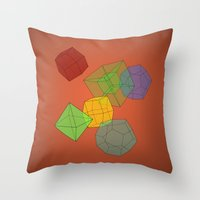Rioalto Throw Pillow