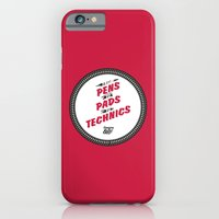 HIPHOP ANTHEM : From Pens To Pads To Technics iPhone 6 Slim Case