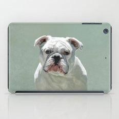 BILL the Bulldog iPad Case
