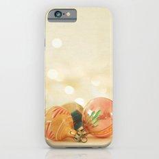 Christmas Baubles Slim Case iPhone 6s