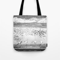 TOP IPANEMA B&W Tote Bag