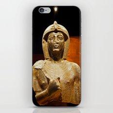 Egyptian artifact iPhone & iPod Skin