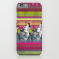 iPhone & iPod Case featuring Wolves- NonSM by Boni Dutch