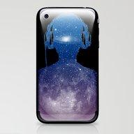 Music Space iPhone & iPod Skin