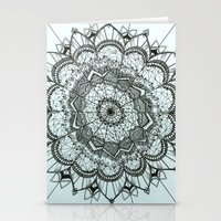 Dream Catcher by Mieke Kristine Stationery Cards