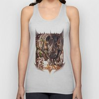 The Charge Part 2 Unisex Tank Top