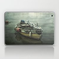 Moored for the night Laptop & iPad Skin