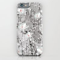 White Flowers - For Ipho… iPhone 6 Slim Case