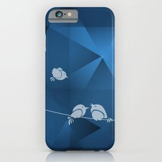 Birds On A Wire iPhone 6 Slim Case